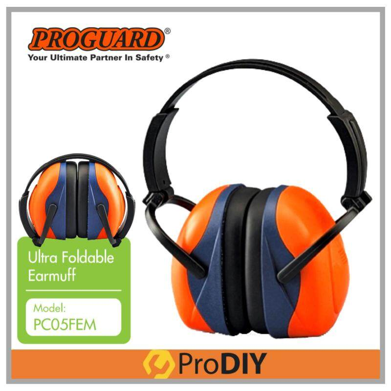 PROGUARD PC05FEM ULTRA Fordable EAR MUFF Ear Protection Ear Cover Ear Guard