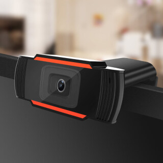 Webcam KEBETEME HD, Camera USB 480P 720P Camera Web Quay Video Xoay Được Kèm Micro, Dành Cho Máy Tính PC 8
