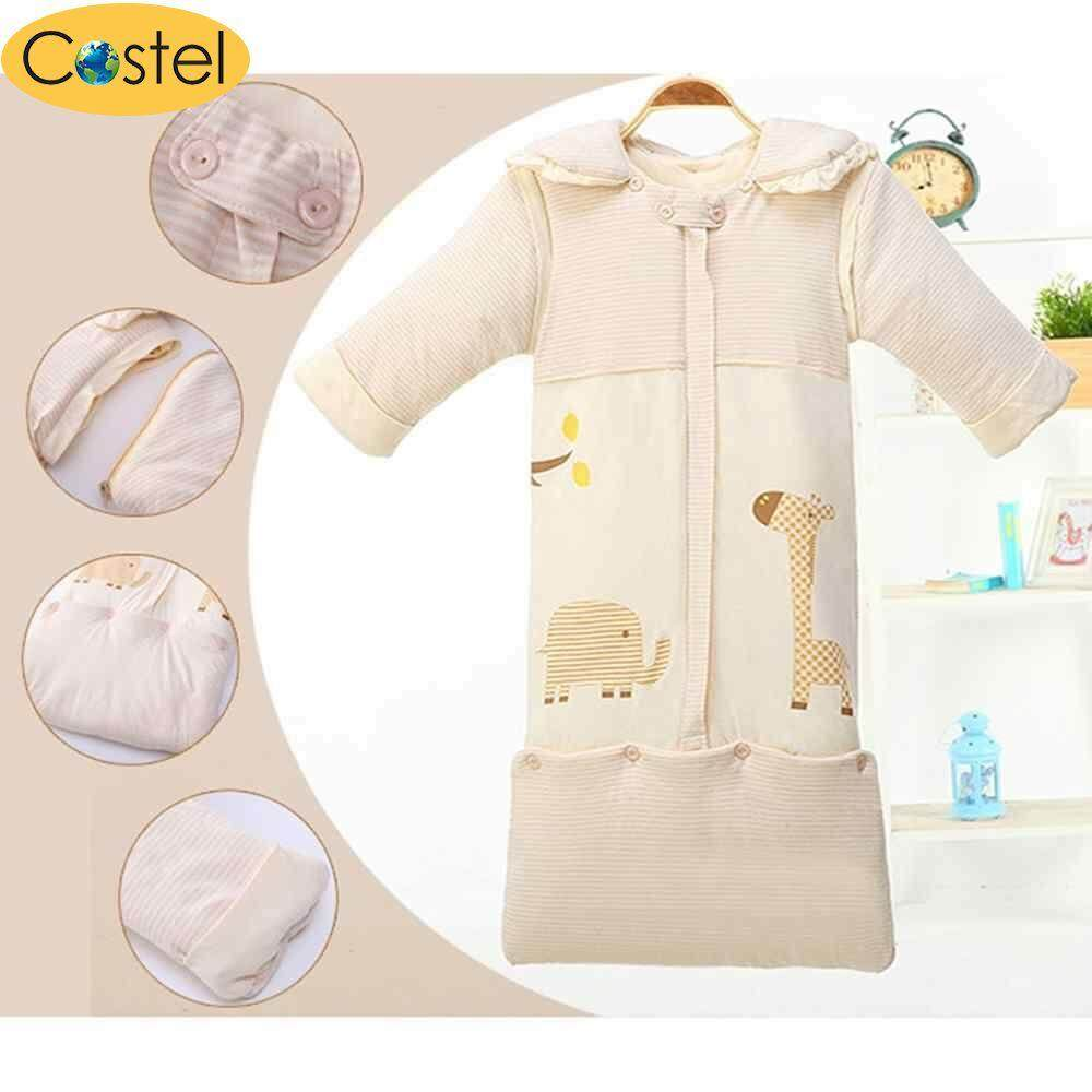 Costel 85cm Baby Sleeping Bag Soft Cotton Sleep Sack Toddler Sleeping Wear By Costel.