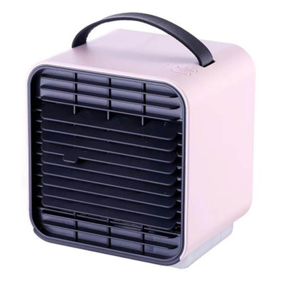 PS Mini USB Charging Negative lons Air Purification Humidification Cooler  Fan for Home Office Desk