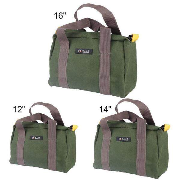 Heavy Duty Simple Hardware Tool Bag Portable Multi-function Storage Assortment Organizer Pouch Bag