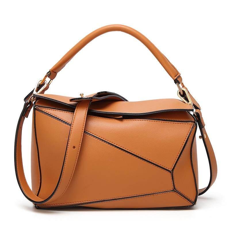 IELGY New womens bag color pillow single shoulder bag handbag