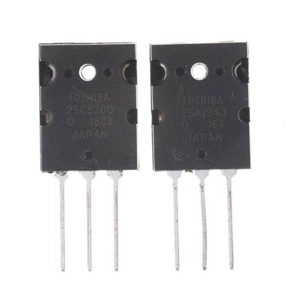 CANAMEK 1pair 2SA1943 & 2SC5200 PNP Power Transistor