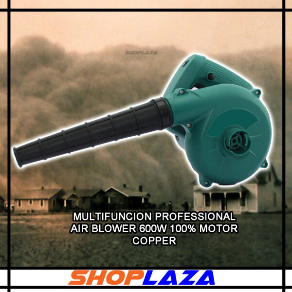 SHOPLAZA - 600W Multifunction Professional Electric Air Blower / 3 MONTH WARRANTY
