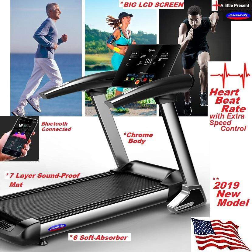 2019 America Heart Beat Rate Treadmill Running Exercise Machine At Lowest Price Billna By Enghongexport.