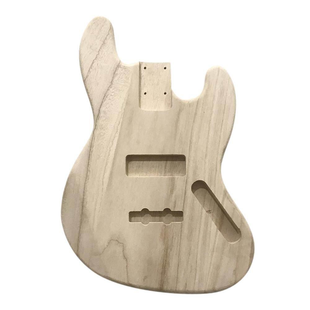 Đánh Bóng Gỗ Loại Đàn Guitar Điện Nòng Tự Làm Điện Phong Đàn Guitar Thùng Cơ Thể Cho JB Phong Cách Guitar Bass