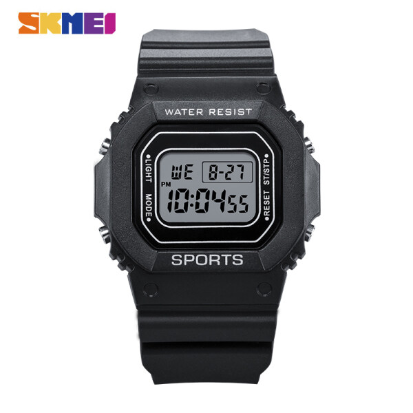 SKMEI Men Sports Digital Watch Alarm Waterproof Fashion Watches For Men Man Women 32 Malaysia