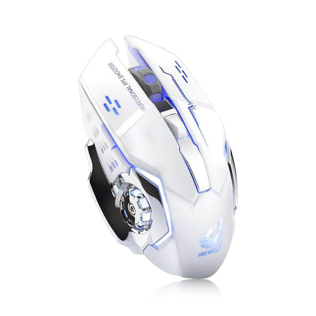 Best Sellers Wireless Fashion Colorful Backlight Light Gaming Mouse For Laptop PC Computer Malaysia