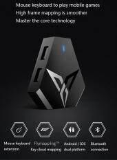 Flydigi Q1 PUBG trò chơi di động chuột bàn phím chuyển đổi phụ trợ Bộ điều khiển trò chơi không dây kết nối Bluetooth hỗ trợ Android/IOS