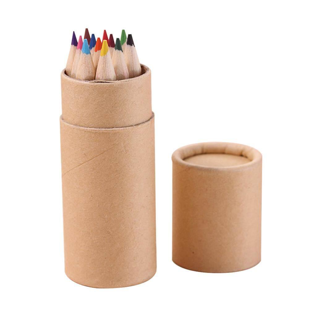 Mua [[Phân vân] 12 Màu Nhỏ Chì Màu Chì Bút Văn Phòng Phẩm Tranh Bút Chì