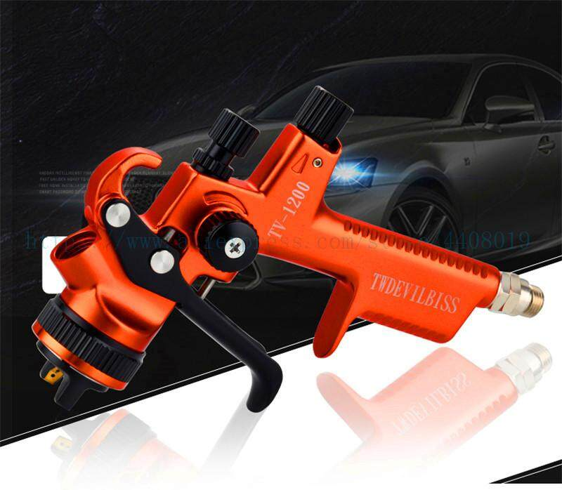 professional spray toolHVLP car paint tool, painted high efficiency 1.3 mm nozzle  Cars  use to for car   TWDEVILBISS TV-1200