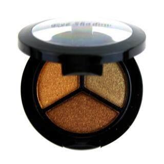 Lion 3 Warna Eyeshadow Bertekstur Pallet Menghadapi Mutiara Matte Makeup Pemulas Mata thumbnail