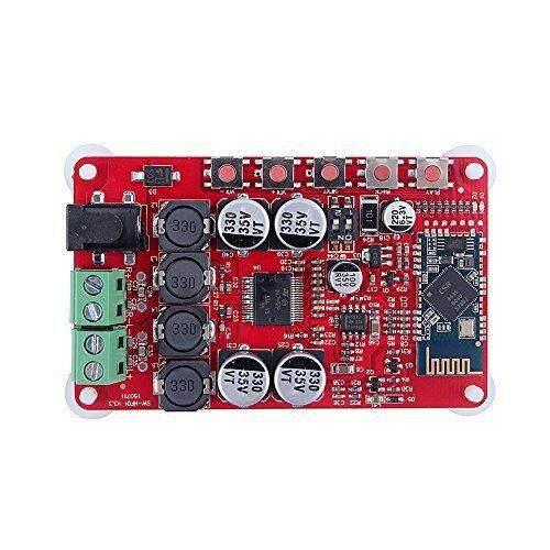 High Quality TDA7492P 50W+50W Wireless Bluetooth Audio Receiver Amplifier Board Module J3J7