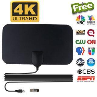 PASTSKY Promotion Antena DVB-T2 Kỹ Thuật Số Tivi 4K Độ Lợi Cao 25DB thumbnail