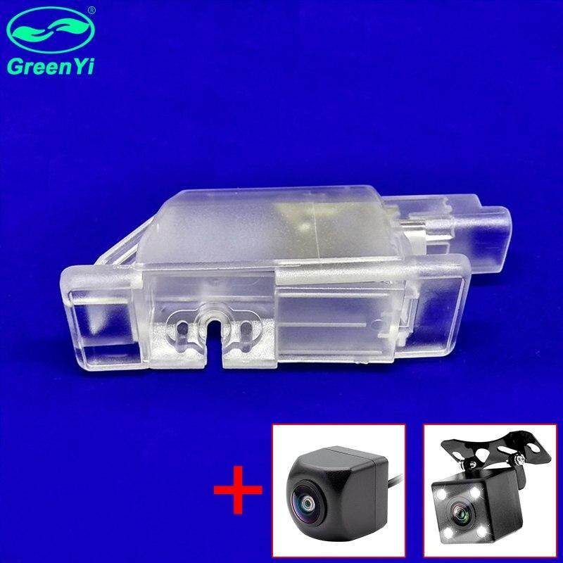 GreenYi Vehicle Camera Installation Bracket for Peugeot 2008 Car Rear View Camera DHKJ Store
