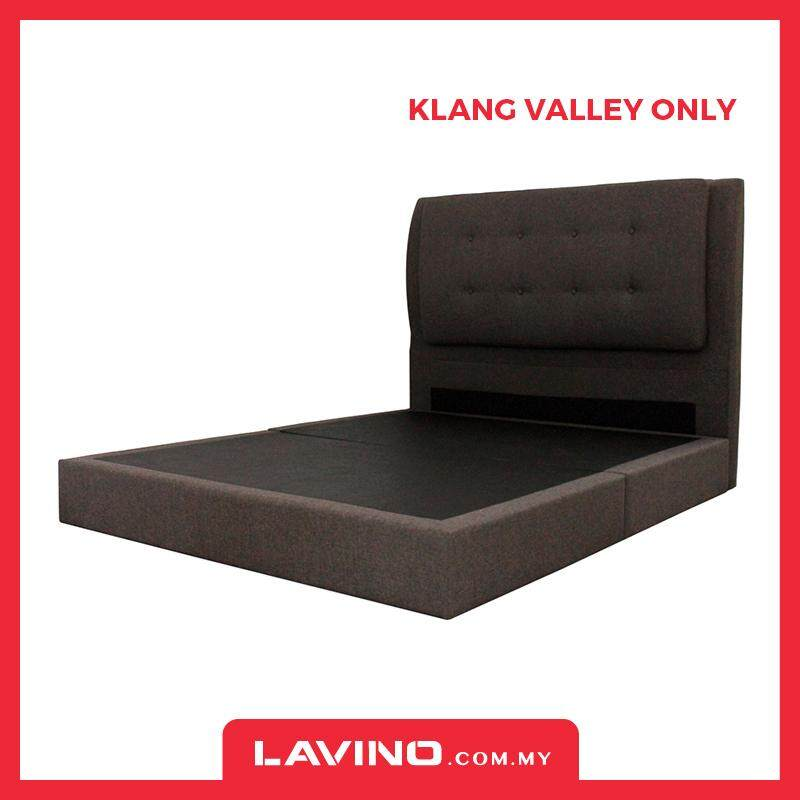 Lavino Tia Fabric Headboard + Divan (queen/king) By Lavino.