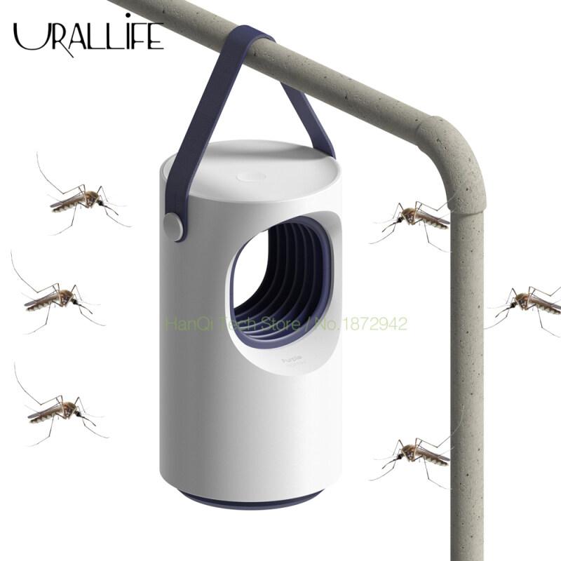 Urallife  Đèn diệt muỗi bằng tia cực tím không gây tiếng ồn không có bức xạ phù hợp làm đèn ngủ - INTL