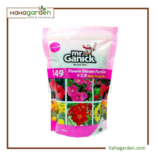 Mr Ganick 549 Organic Flower Bloom Fertilizer (400G)