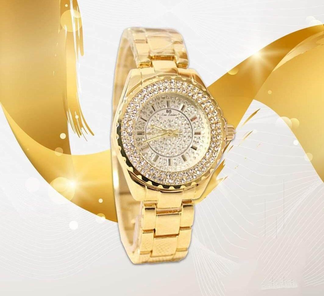 Riviera Watches Luxury Gold Diamond Malaysia