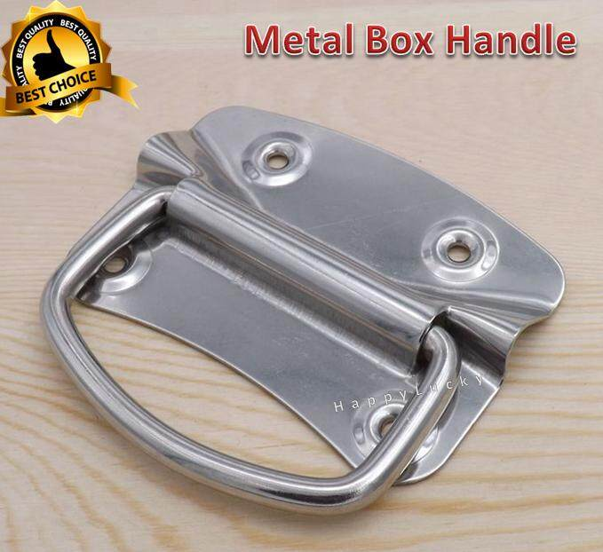 Box Handle Metal Handle Stainless Steel Handle 箱拉手金属不锈钢 Box Pull Handle