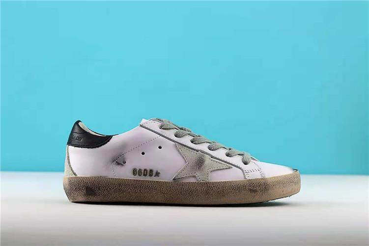 2c2710af131a7 Golden Goose Original GGDB White Men Women Sneakers High Quality