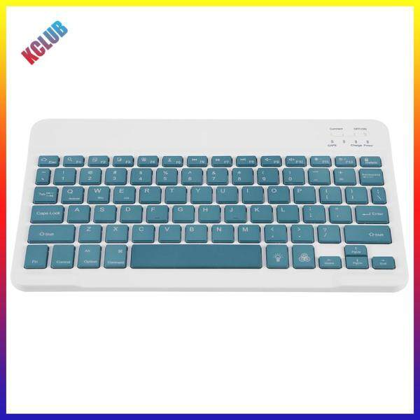 RGB Backlit Bluetooth-compatible Multi Device Keyboard for iOS Android Phone Tablet PC Singapore