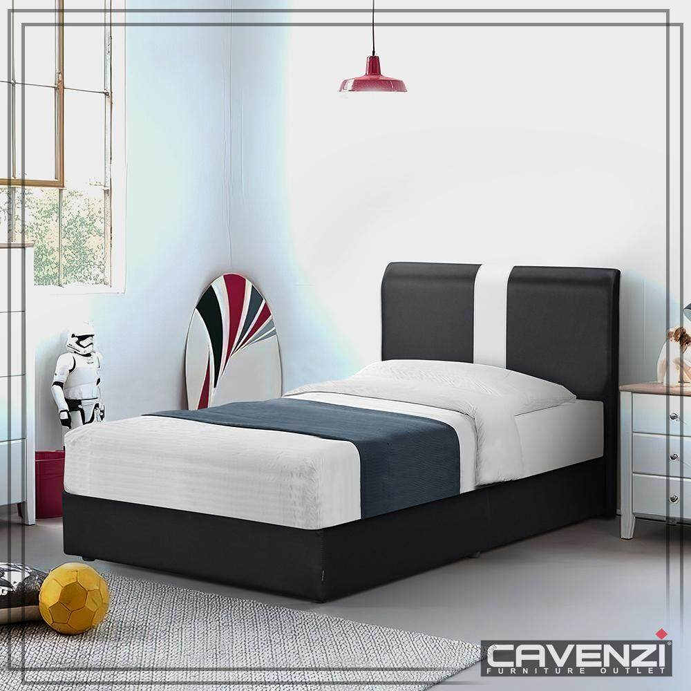 Cavenzi Qimitra Divan (single Size Divan) By Cavenzi Furniture Outlet.