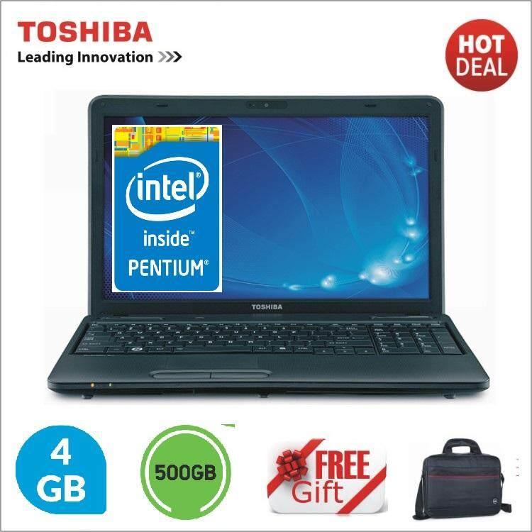 Toshiba Satellite Pro 4 / 500GB / Win 10 Malaysia