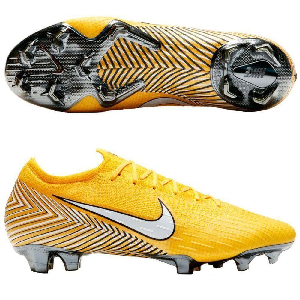 newest 73430 a31f0 NIKE Mercurial Vapor 12 Elite NJR FG NEYMAR FG Soccer Cleats   CLEAR STOCK    Fashion shoes