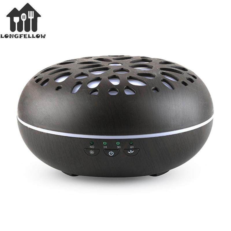 Ultrasonic Air Humidifier USB Light Aroma Diffuser Mist Maker Home Supply Singapore