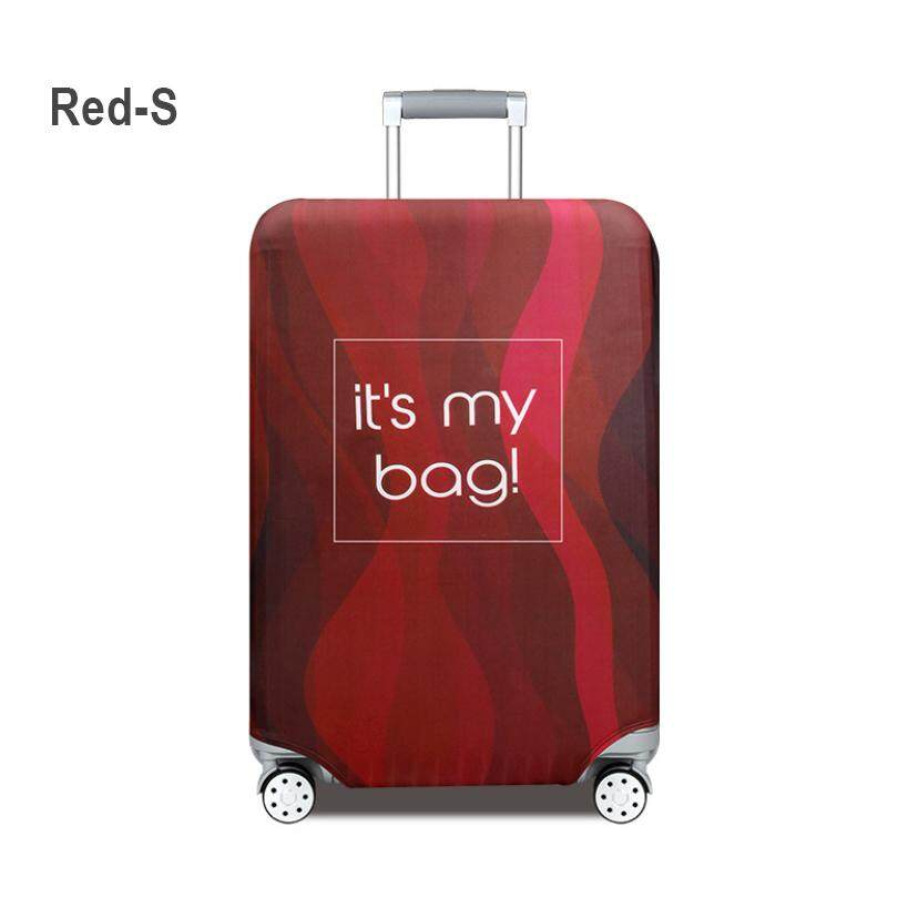 High Elastic Fabric Dust-proof Luggage Suitcase Protective Cover