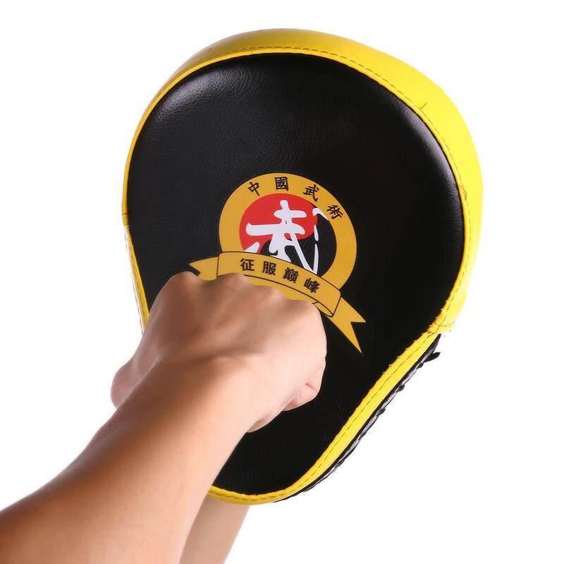 Offer Giảm Giá 【Chỉ Cần Đi 】 Mục Tiêu Tay Chất Lượng MMA Võ Võ Thái Lan Bộ Miếng Lót Đen Luyện Tập Karate Găng