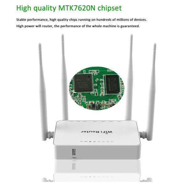 Bảng giá Bộ Định Tuyến Wi-Fi Không Dây We1626 Chính Hãng Cho Modem USB 3G 4G Với 4 Ăng-ten Bên Ngoài 802.11G 300Mbps Điểm Truy Cập Openwrt/Ôm II Phong Vũ