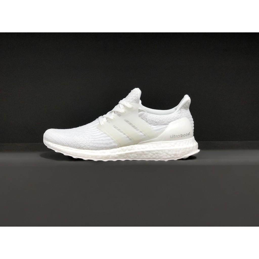 Authentic_Adidas_original_Ultra_Boost_3.0_UB3.0_all_white_running_shoes