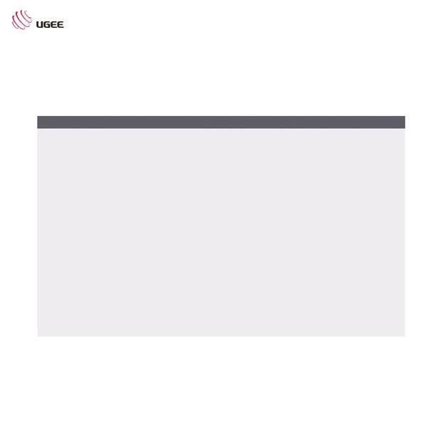Mua UGEE 1Pc Bảo Vệ Bề Mặt Phim Bảo Vệ Trong Suốt Cho Bảng Vẽ Đồ Họa 10*6 Inch M708