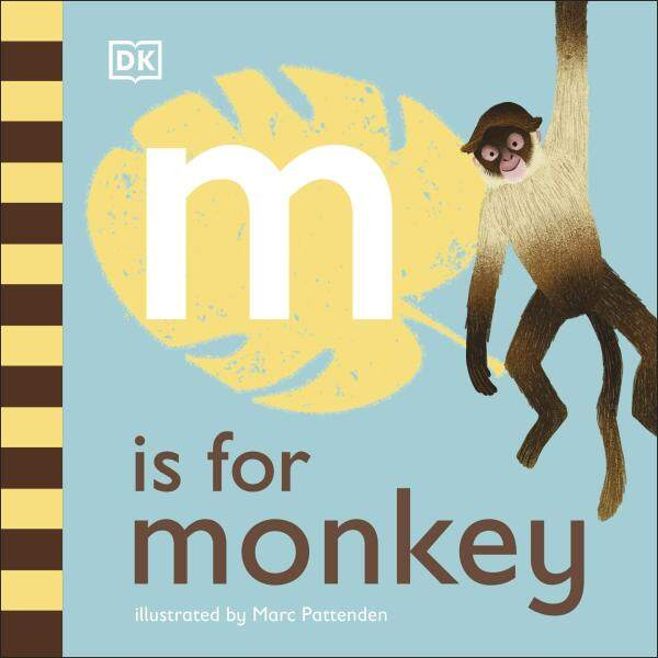 M is for Monkey + EXCLUSIVE FREE GIFTS Malaysia