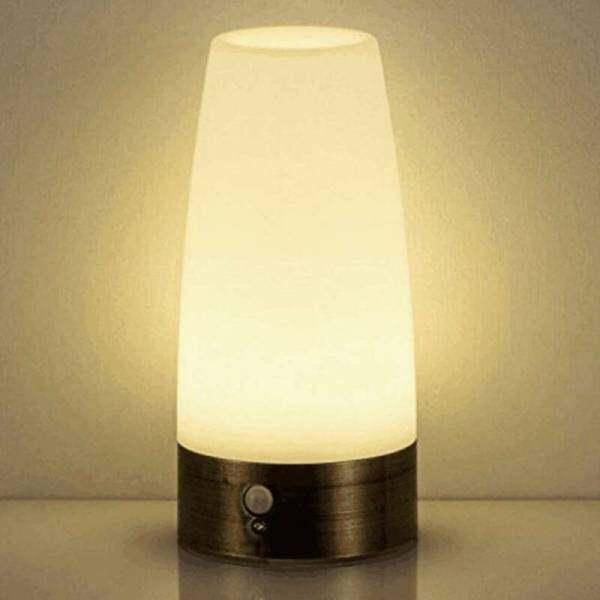 Bảng giá Đèn Ngủ LED Hoạt Động Bằng Pin Cảm Biến Chuyển Động PIR Rose11 Để Đầu Giường Đèn, Không Dây