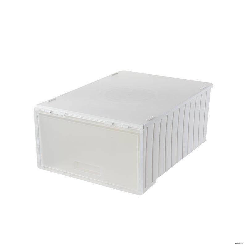 EAU Dust-proof Storage Box Shoe Box Combination Shoe Cabinet