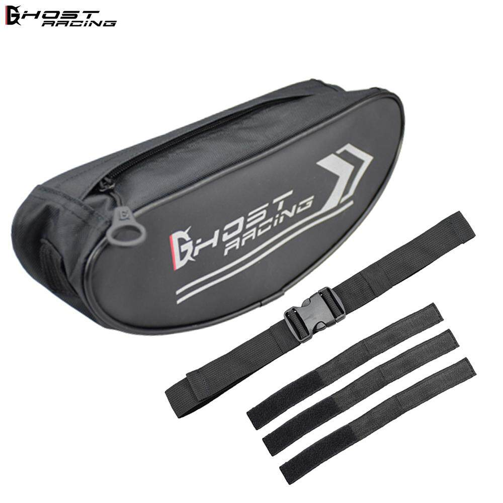 Motorcycle Front Handlebar Bag Casual Waterproof Waist Chest Crossbody Shoulder Travel Cycling Storage Bag By Hetie Store.