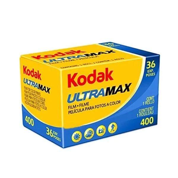 Kodak 400 Ultramax 135