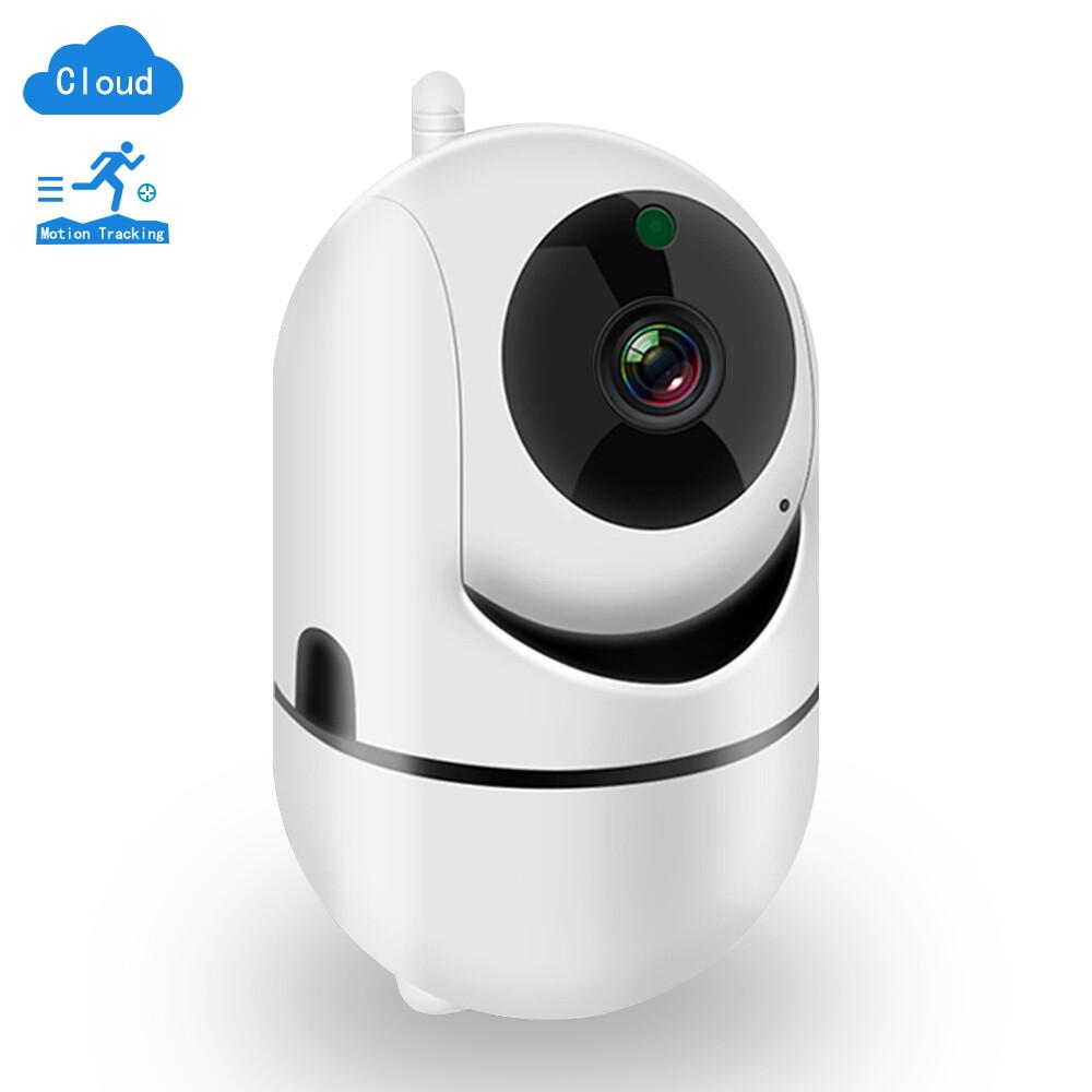 IP Máy Ảnh Camera An Ninh Gia Đình Không Dây Wifi 1080P HD SD Thẻ Lưu Trữ Đám Mây Hai Cách Âm Thanh Giám Sát CCTV Mini Tầm Nhìn Ban Đêm IR