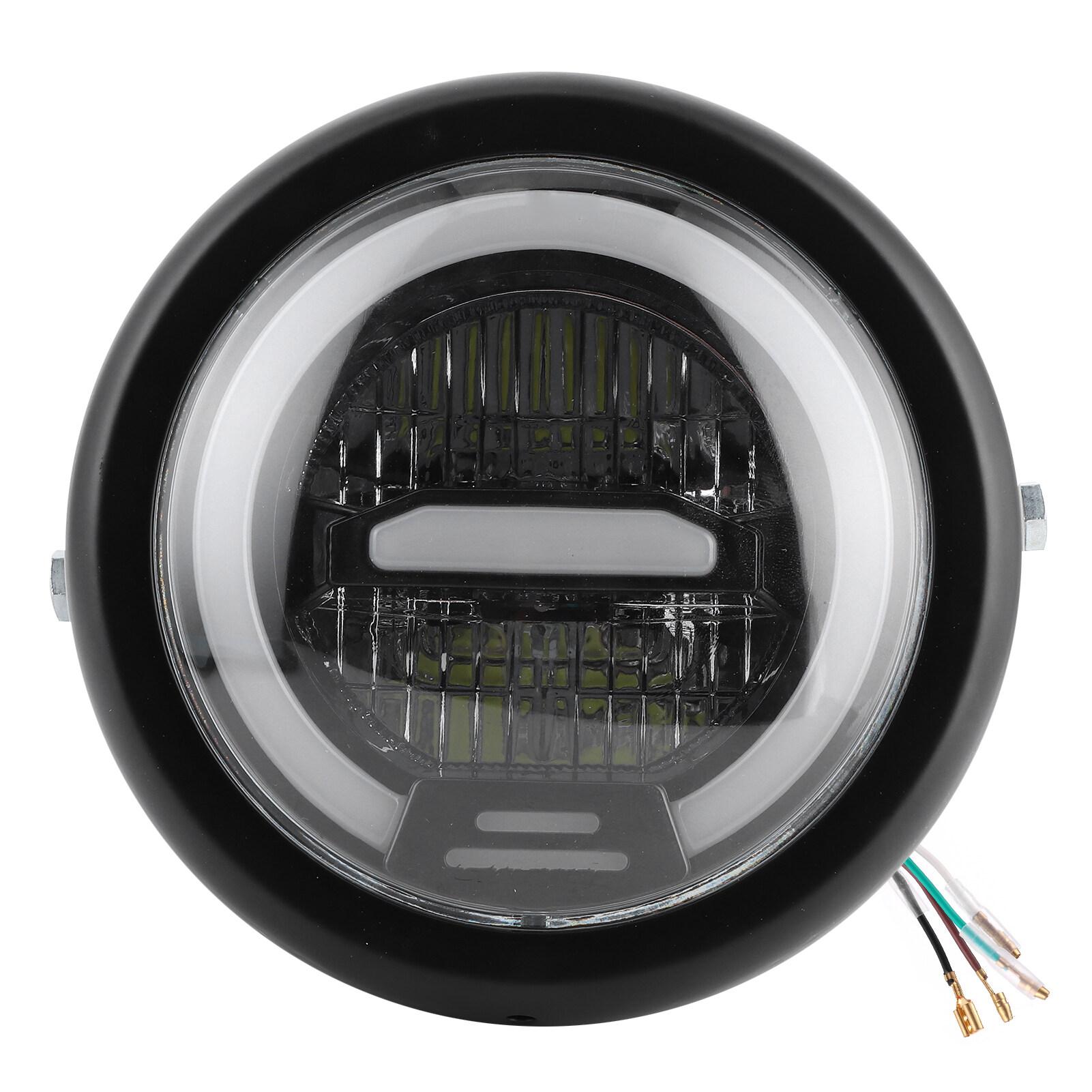 Đèn pha led sáng phong cách cổ điển thông dụng cho xe máy, đèn trước hình tròn  xe máy - Sắp xếp theo liên quan sản phẩm