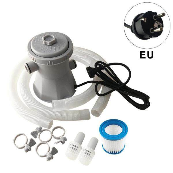 [BXH SHOP] Filter Set 300 Gallon Above Ground for Swimming Pool Circulation Filter Pump Water Pump HS-630