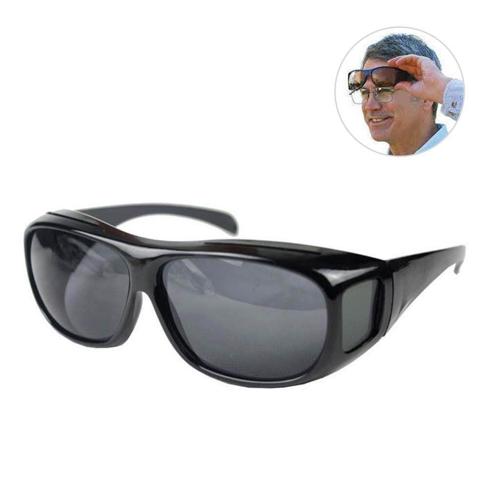 edd7bca914d  Buy 1 Get 1 Free Night HD Vision Driving Sunglasses Wrap Around Glasses  Unisex