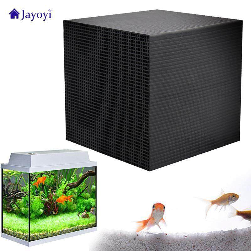 Jayoyi Nano water purification cube water purifier filter fish tank bottom filter bacteria activated carbon filter material