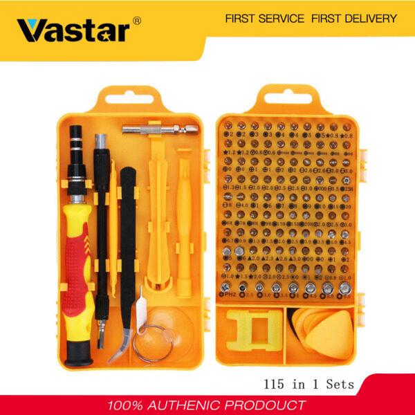 Vastar Set tua vít 115 trong 1 mini chuyên dụng sửa chữa các thiết bị điện tử, máy tính, điện thoại - INTL