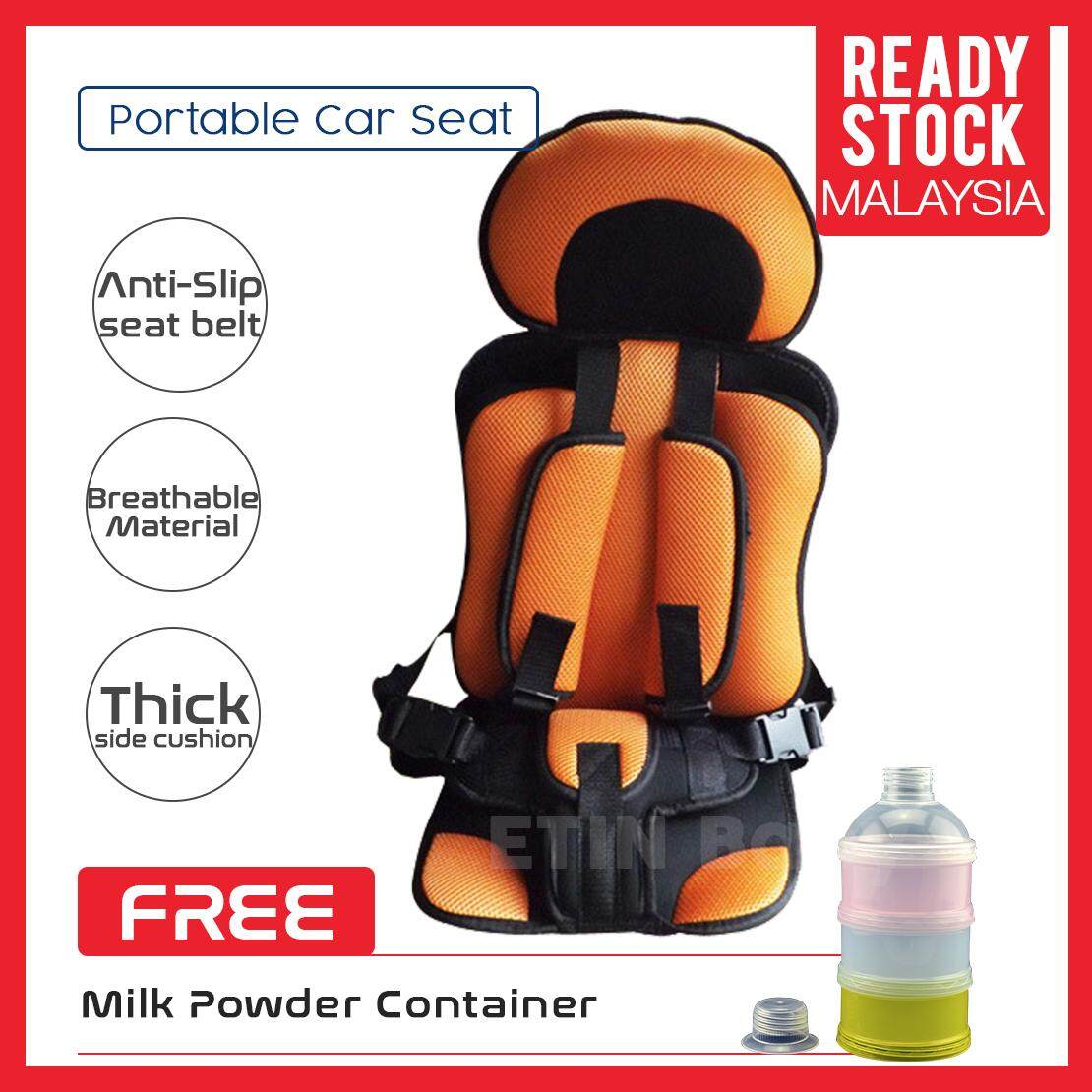 Portable Car Seat or Child Safety Cushion for 6month -4 years old