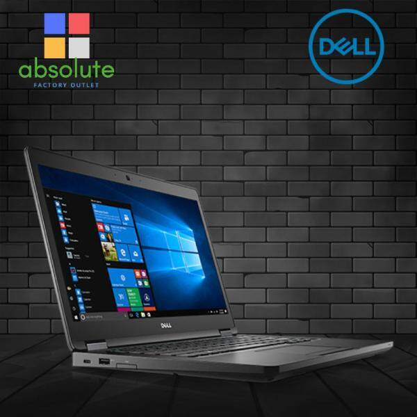 DELL LATITUDE 14 5490 Business Laptop ( Intel Core i7-8650U, 8GB RAM, 500GB HDD, MX130 2GB, 14 HD, Win10 Pro, 3 Years Dell Warranty) Malaysia