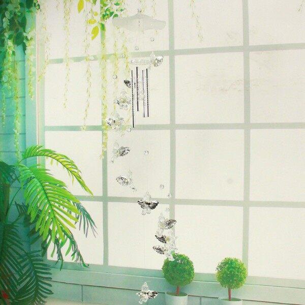 Hanging Wind Chimes Guardian Angel Aluminum Tubes Bells Home Garden Decoration