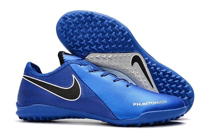 รองเท้าฟุตบอลสำหรับผู้ชายสำหรับผู้หญิงรองเท้าสนามในร่มการฝึกอบรม Cross - สีฟ้า By Worldmarket.